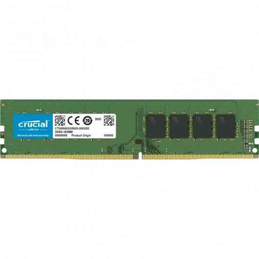 Crucial CT16G4DFRA266 DDR4 2666Mhz PC4-21300 16GB CL19