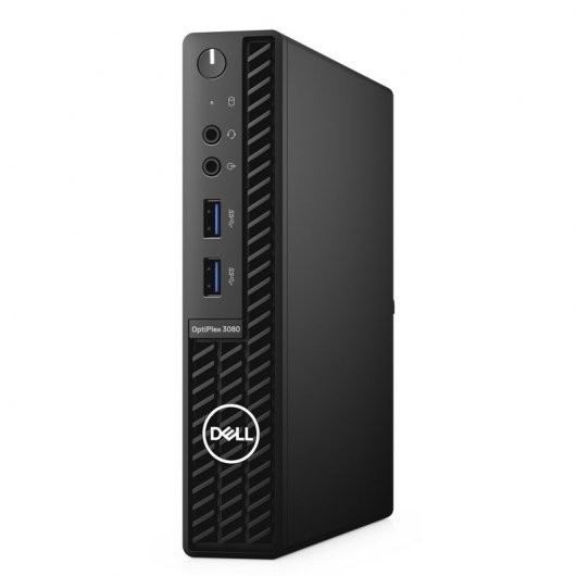 Dell OptiPlex 3080 i5-10500T 8GB 256GB SSD w10pro Negro