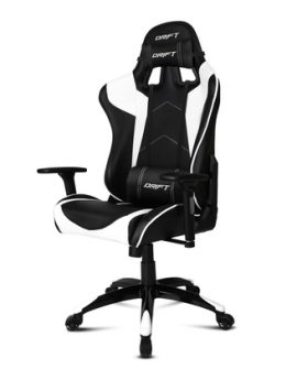 Drift Silla Gaming Dr300 Negro/blanco
