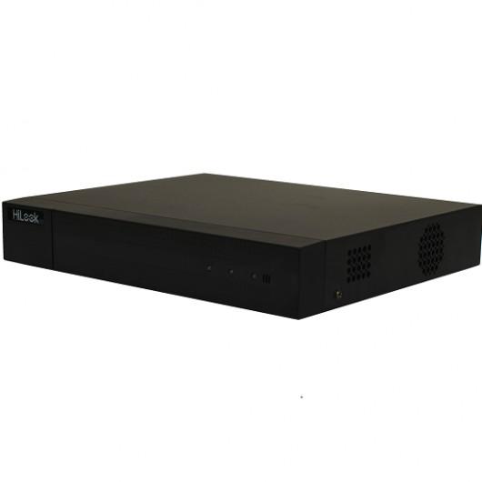 HiLook DVR-208U-F1 Videograbador digital Negro