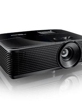 Proyector Optoma S343e 3800 Lumens 3d Svga 800x600 Hdmi Vga Rs-232 Audio-10w  Contraste 22000:1 Lampara 10.000 Horas