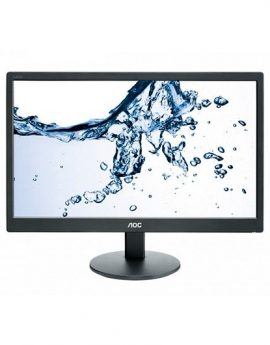 Monitor Led 18.5  Aoc E970swn Negro
