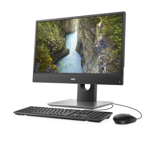 All in One Dell OptiPlex 3280 AIO i3-10100T 8GB 256GB SSD 22' Dvd-rw w10pro Negro