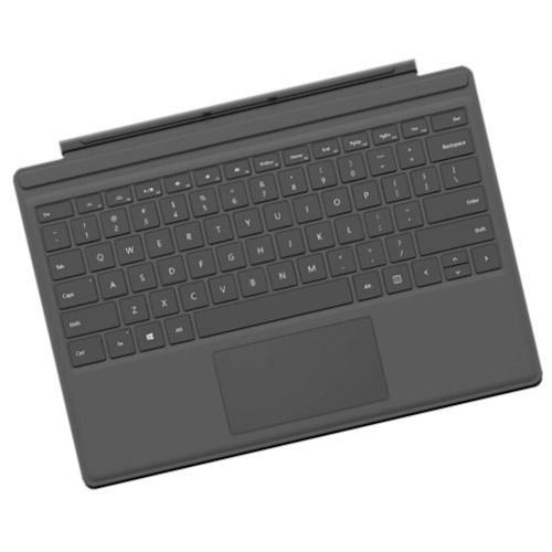 Type Cover Microsft Surface Surface Pro 4 Y Pro 3   Estuche De Teclado/cubierta EspaÑol Color Negro