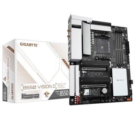 Placa Base Gigabyte B550 Vision D