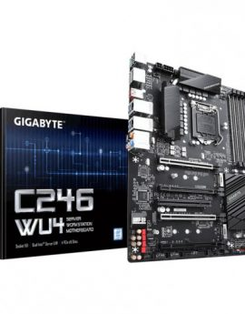 Placa Base Gigabyte C246-WU4 (rev. 1.0)