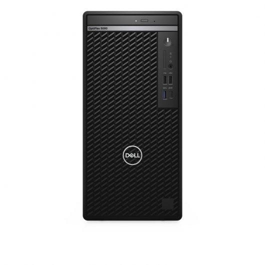 Dell OptiPlex 5080 i5-10500 8GB 256GB SSD Dvd-rw w10pro Negro