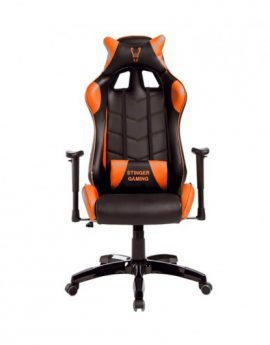Woxter Stinger Station silla gaming Naranja