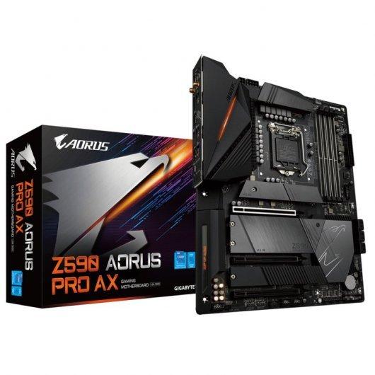 Placa Base Gigabyte Z590 Aorus Pro AX