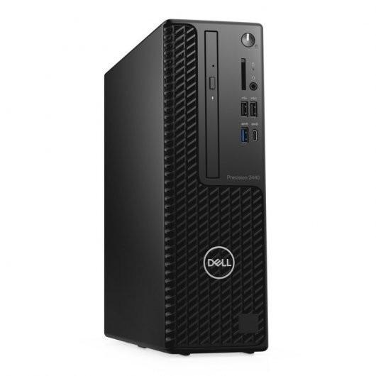 Dell Precision 3440 Intel Xeon W-1250 16GB 512GB SSD Dvd-rw w10pro Negro