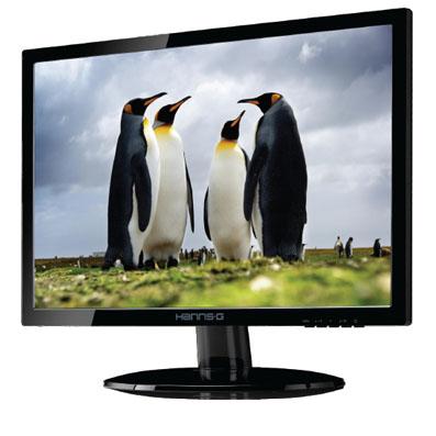 Monitor 18.5 Vga Hanns-g He195anb 1366x768 Vga 40,000,000:1  5ms 200cd/m2 Negro