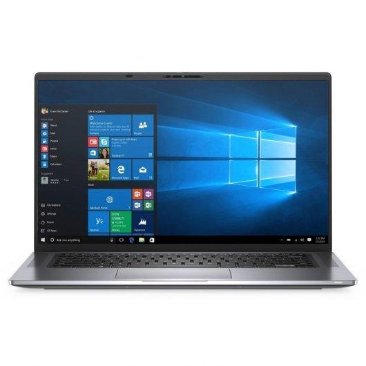 Portatil Dell Latitude 9510 (HKVNY) i5-10210U 8GB 256GB SSD 15' w10pro Gris