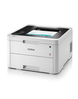 Impresora Laser Color Brother Hll3230cdw Red-wifi
