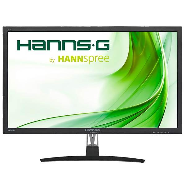Monitor 27 Hdmi Dp Mini-dp Hanns Hq272ppb 2560x1440 10,000,000:1 5ms 2xhdmi Altavoces 2x2w