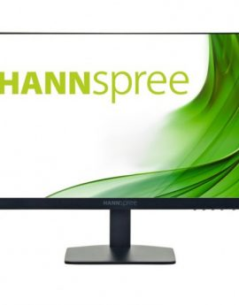 Monitor Hanns G HS228PPB 21.5'' LED IPS FullHD FlickerFree Low Blue Light Altavoces Negro
