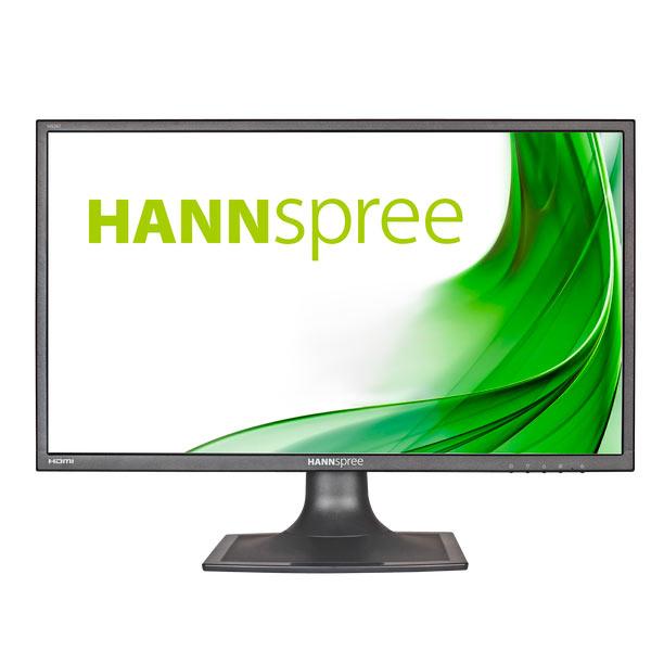 Monitor 23.6 Hdmi Vga Dvi Hanns Hs247hpv  Multimedia Fhd 1920 X 1080/hz 250cd 178°/178°  5,000,000:1 Color Negro