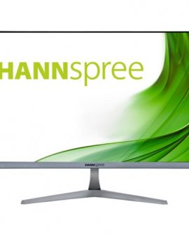 "Monitor Hannspree HS275HFB 27"" LED Full HD Negro, Gris"