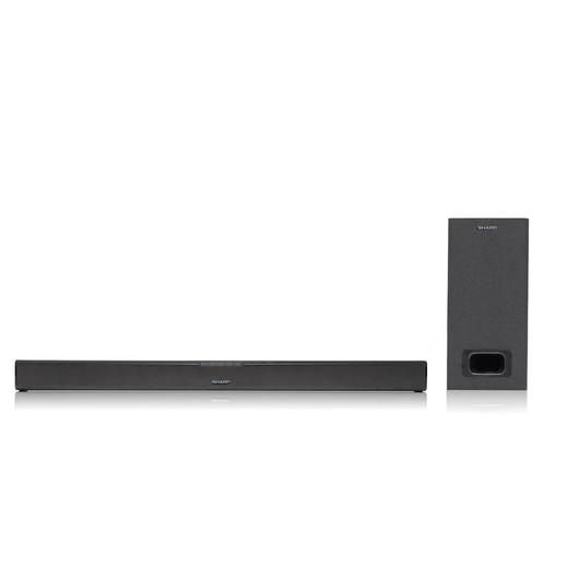 Sharp HT-SB110 Soundbar 2.0 Slim Bluetooth 90W Negra