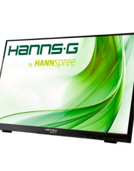 Monitor 21.5 Tactil Hdmi Dp Vga Hanns-g Ht225hpb Ips Multimedia Tactil 10 Puntos 178º/178º 80.000.000:1 1920x1080  250cd/m