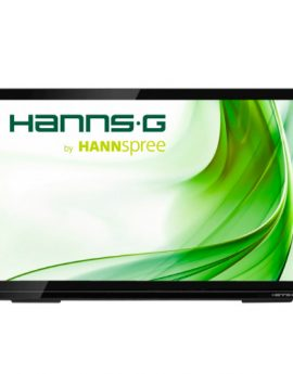 Monitor 27 Tactil Hdmi Vga Hanns Ht273hpb 1920 X1080 300cd/m2 Multi Tactil 10 Puntos Altavoces 2x2w