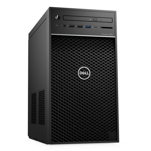 Dell Precision 3640 i7-10700K 32GB 512GB SSD Dvd-rw w10pro Negro