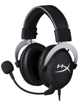 Auricular Kingston HyperX Cloud Gaming para Xbox