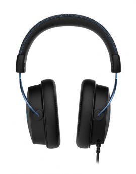 Auriculares Kingston HyperX Cloud Alpha S Gaming Azul