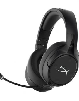 Auriculares Kingston HyperX Cloud Flight S Gaming Negro - Qi Charging