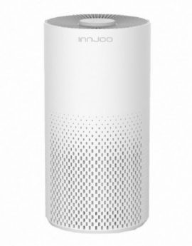 Purificador de aire Innjoo Air Purifier Plus - filtro hepa - wifi - hasta 30m2