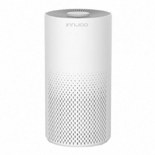 Purificador de aire Innjoo Air Purifier Plus - filtro hepa - wifi - hasta 30m2