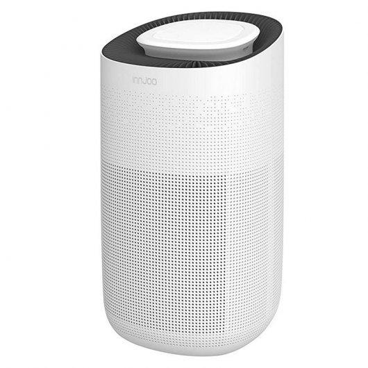 Purificador de aire Innjoo Air Purifier Pro - filtro hepa - wifi - hasta 55m2