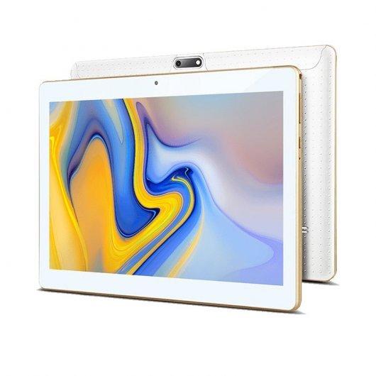 Tablet InnJoo F106 Plus 10.1' 2/16GB 3G Blanca