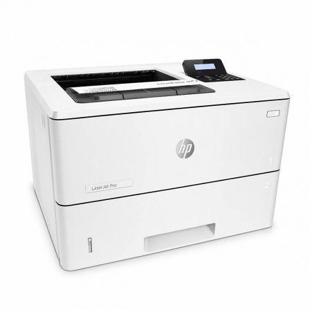 Impresora hp láser pro m501dn - 45ppm - hasta 4800x600ppp - duplex - eprint / airprint - usb 2.0 - ethernet - toner 87a/x