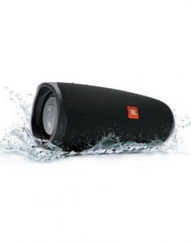 Altavoz bluetooth JBL Charge 4 negro - 30W - ip7 resist. al agua - bat. 7500mah función powerbank - func. manos libres
