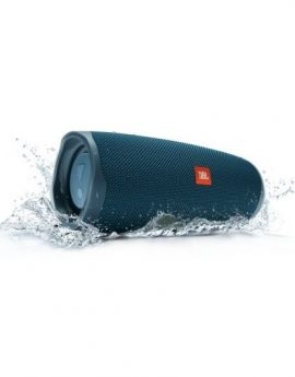 Altavoz bluetooth JBL Charge 4 azul - 30W - ip7 resist. al agua - bat. 7500mah función powerbank - func. manos libres