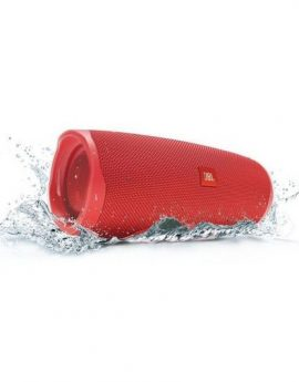 Altavoz bluetooth JBL Charge 4 rojo - 30W - ip7 resist. al agua - bat. 7500mah función powerbank - func. manos libres