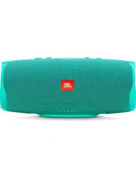 JBL Charge 4 Altavoz Bluetooth 30W Turquesa - 20h bateria IPx7 waterproof