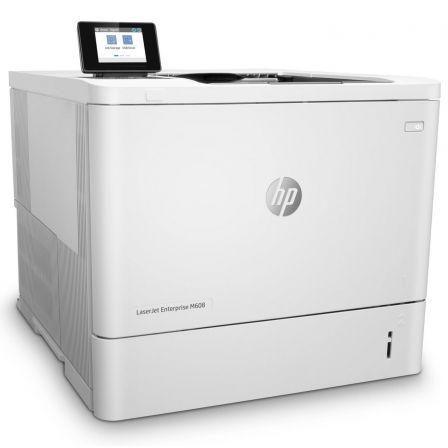 Impresora hp laserjet enterprise m608dn - 61ppm - duplex - 1200x1200ppp - airprint - eprint - usb 2.0 - lan giga 10/100/1000 -