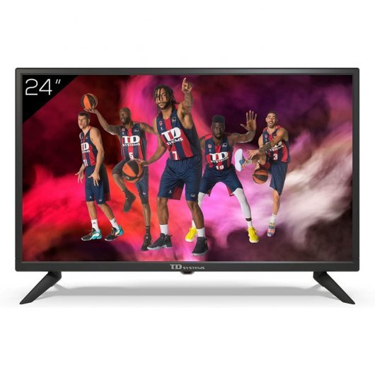 TD Systems K24DLG12HS 24' LED HD Smart TV