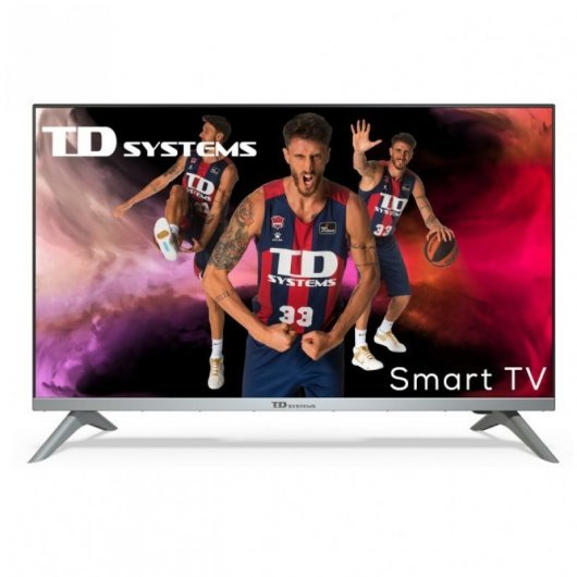 TD Systems K32DLJ12HS 32' LED HD Smart TV
