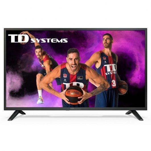 TD Systems K40DLJ12F 39.5' TV LED FullHD