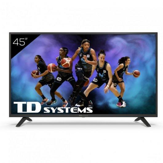 TD Systems K45DLJ12US 45' LED UltraHD 4K Smart TV