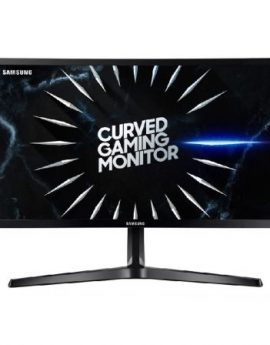Monitor curvo gaming  samsung c24rg50fqu - 23.5'/59.6cm - fhd 1920*1080 - 16:9 - 3000:1 - 4ms - 250cd/m2 - displayport - hdmi -
