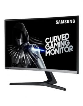 Monitor curvo Samsung C27RG50 - 27' va 1500r Full HD - 16:9 - 240hz - 300cd/m2 - 4ms - 2*hdmi - displayport