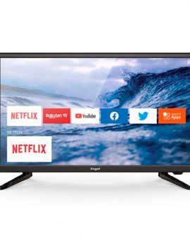 Engel LE2482SM 24' LED HD Smart TV - Dvbt2 Usb Lector/grabador Modo Hotel