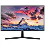 Monitor led samsung s24f356fhu - 23.5'/59.7cm - 1920*1080 full hd - 16:9 - 250cd/m2 - 4ms - 178º - vga - hdmi - flicker free -