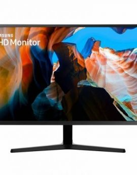 Monitor led samsung 32j590uqu - 31.5'/80cm 3840*2160 uhd - 16:9 - 225cd/m2 - 2*hdmi - displayport - vesa 100 - negro