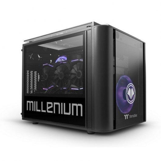 Millenium Machine 2 Mini Malphite AMD Ryzen 5-3600 16GB 1TB+240GB SSD RTX3070 8gb w10