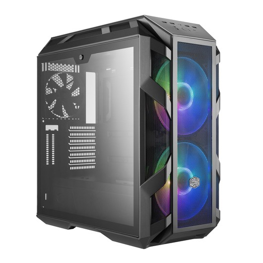 Caja Cooler Master MasterCase H500M Cristal Templado USB 3.0 RGB
