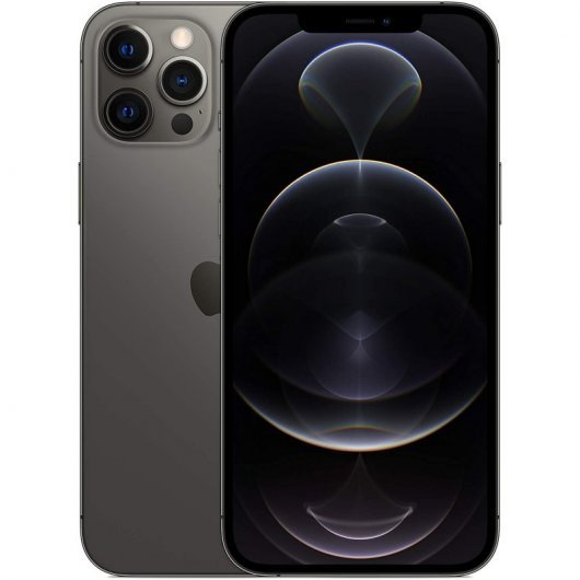 Apple iPhone 12 Pro Max 128GB Grafito - MGD73QL/A